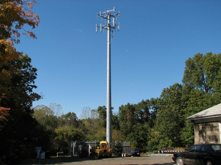 cell phone mast